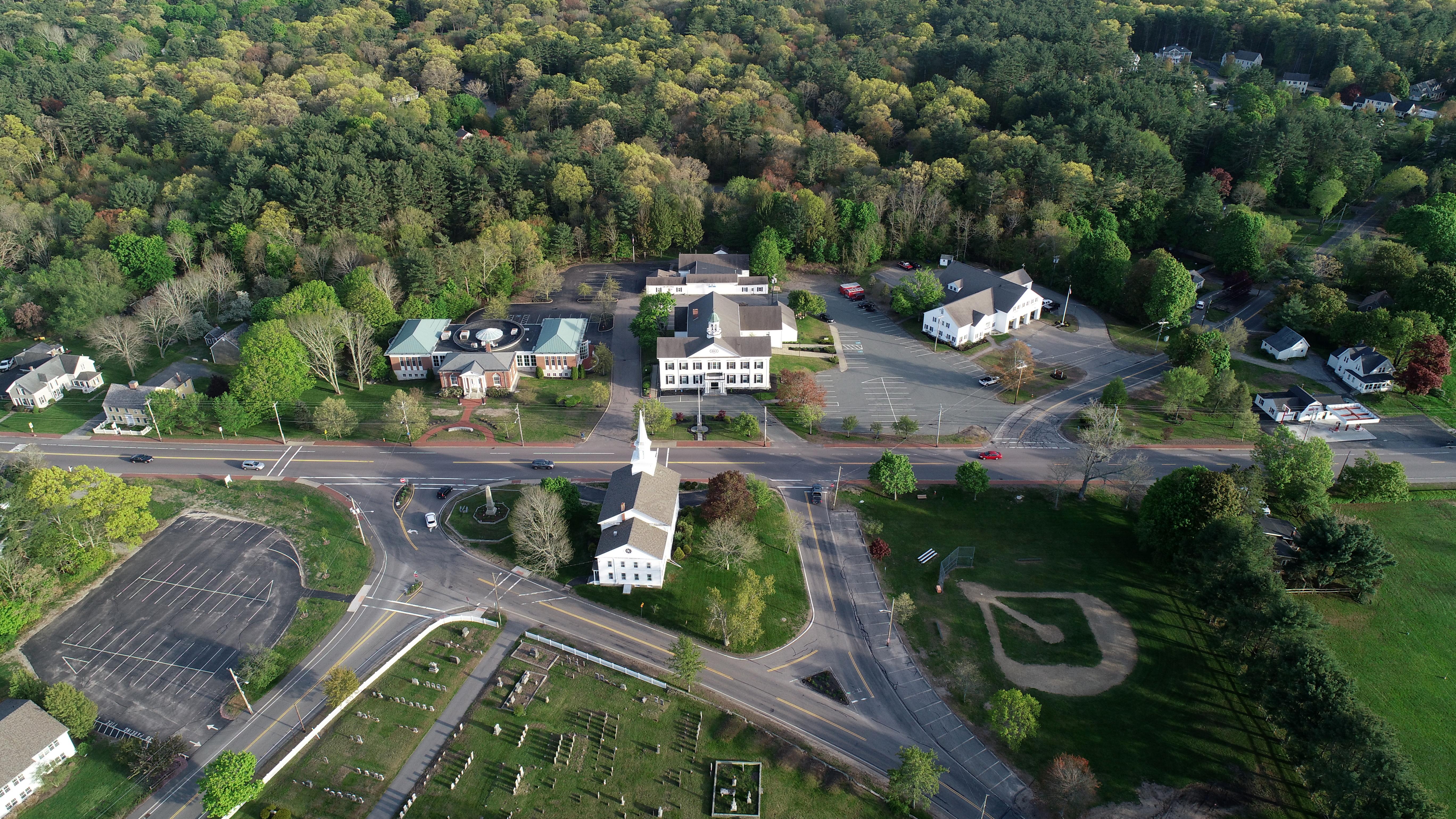 Town Center Aerial