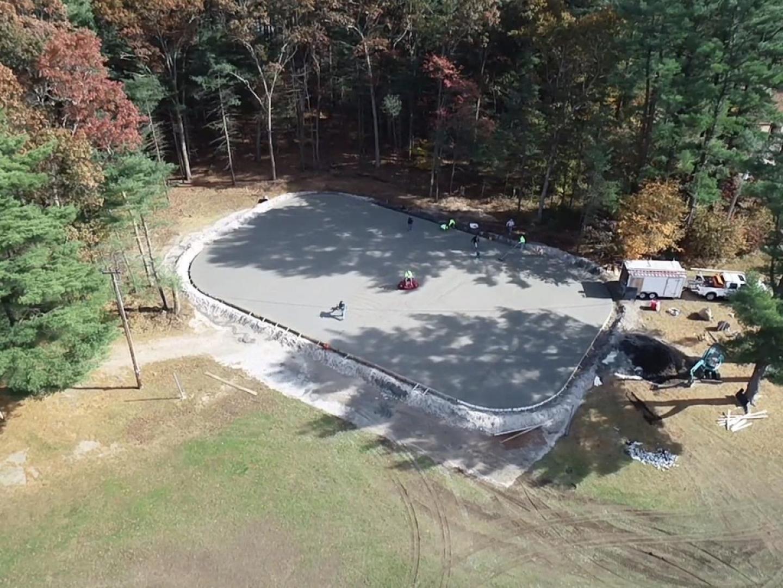 Build the Boards Concrete