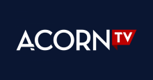 "AcornTV is a streaming platform offering British television programs, full-length concerts, and documentaries about music and musicians. To ""Check Out"" AcornTV, click the icon to the right and enter your library card number."