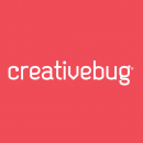 Creativebug offers award-winning on demand art instruction videos right in your browser! Click the icon and sign up with your library card to start crafting today.