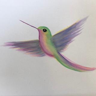 Hummingbird by Jen Dunn