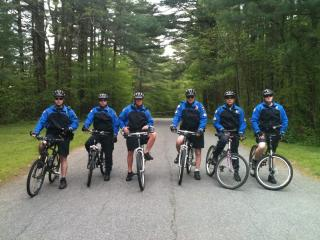 Mountain Bike Patrol Unit