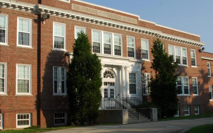 Sylvester School Building