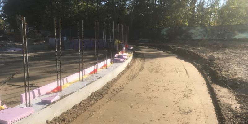 Construction Progress 9/29/2017